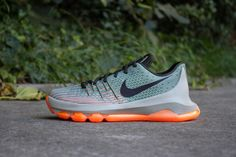 NIKE KD 8 GS LUNAR GREY perfect and oh so comfortable
