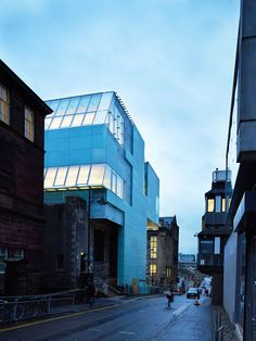 "Reacting To The Critics Would Have ""ruined"" Glasgow College Of Art Constructing Says Steven Holl - http://www.homedecority.com/decorating-ideas/reacting-to-the-critics-would-have-ruined-glasgow-college-of-art-constructing-says-steven-holl.html"