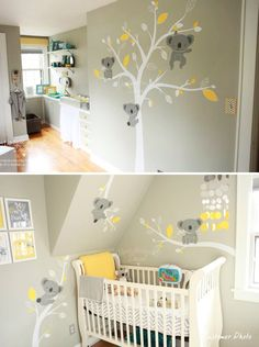 Awesome Deco Chambre Koala that you must know, You?re in good company if you?re looking for Deco Chambre Koala Baby Bedroom, Baby Boy Rooms, Baby Room Decor, Baby Boy Nurseries, Nursery Room, Kids Bedroom, Nursery Decor, Ideas Dormitorios, Nursery Neutral