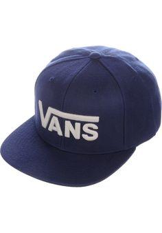 Vans Drop-V-Snapback - titus-shop.com  #Cap #AccessoriesMale #titus #titusskateshop