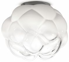 Cloudy Flushmount by Fabbian at Lumens.com