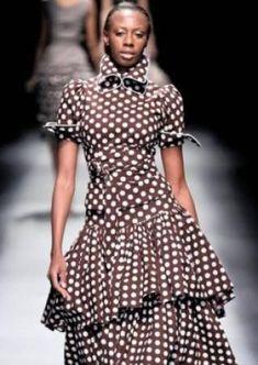 shweshwe dresses 2018 for women by Bongiwe Walaza - style you 7 Bold Fashion, Ethnic Fashion, Fashion 2020, African Traditional Dresses, Traditional Wedding Dresses, African Inspired Fashion, African Fashion, African Style, Shweshwe Dresses