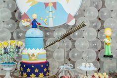 Festinha do Pequeno Príncipe