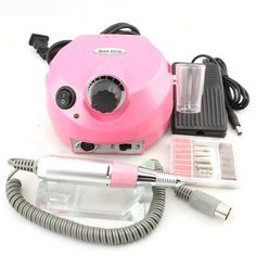 Ophir Nail Tools Pro 30000rpm Electric Drill Machine Manicure Drills Accessory Acrylic File