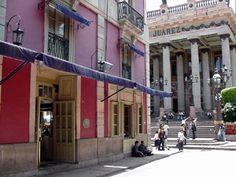 Casa Valadez  Guanajuato