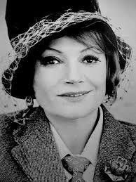 Lila Kedrova in `Zorba The Greek` 1965 -