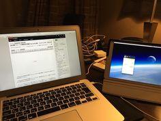 iPadをMacBookのサブモニタに!デュアルディスプレイを出張先で構築したらかなり便利だったという話 - TIPS - Engadget 日本版