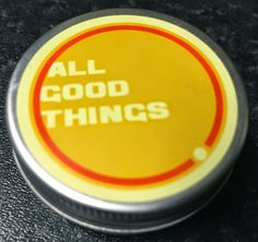 All Things Lush UK: All Good Things Solid Perfume