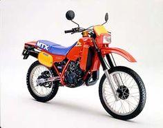 HONDA MTX200R