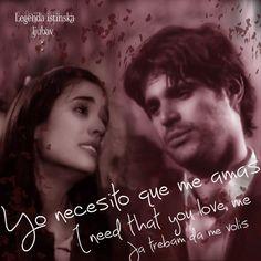 LHDM  ~  Emiliano:Yo necesito que me amas