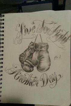 Resultado de imagen de drawings of boxing gloves