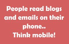 Always think mobile! Application Development, Open Source, Infographics, Over The Years, Knowledge, Articles, Social Media, Magazine, Marketing
