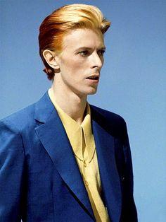 1975 Soul Train - David Bowie Photos