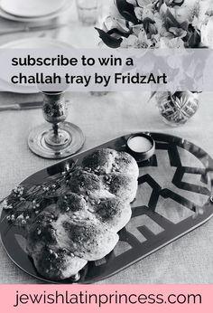 FridzArt Challah Tra