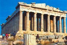 Griekse cultuur,dorische stijl