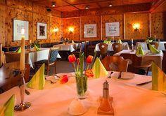Zirbelstube im AKZENT Brauerei Hotel Hirsch.