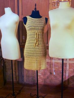 Crochet dress pattern and charts step by step