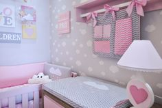 Awesome Quarto Decorado Bebe Feminino that you must know, Youre in good company if you?re looking for Quarto Decorado Bebe Feminino