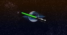 I learned something cool on the @curiositydotcom app: Are Real Lightsabers Possible?