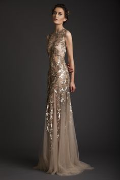Krikor Jabotian. One of these years I'm going to a ball again and when I do designer everything hair/makeup/dress. So excited to start planning!