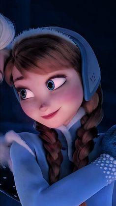 Anna Disney, Disney Princess Frozen, Frozen Movie, Disney Princess Pictures, Elsa Frozen, Disney Pictures, Princess Anna, Frozen Wallpaper, Disney Wallpaper