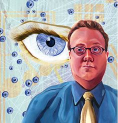 """SEAN LAWSON  A communications professor worries about the NSA's obsession with data.  By Ajay Singh, for Freedom Magazine    When most of us think about government surveillance, we tend to have an image of someone watching us on camera, reading our emails as they're typed or listening to our phone conversations. The idea of """"surveillance after the fact"""" usually doesn't cross our minds.    As an associate professor of communications at the University of Utah in Salt Lake City, Sean Lawson…"""