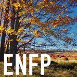 ENFP- ENFP's make up 3-4% of the population... That explains alllllllot