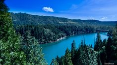'Mouth of Lost Lake' -