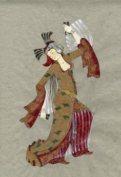 GENÇ RAKKASE Arabic Characters, Turkish Art, Chinese Painting, Illuminated Manuscript, French Artists, Ottoman, Illustration Art, Art Illustrations, Art History