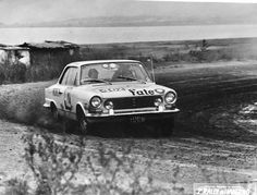 Coupe IKA Torino 380 rally