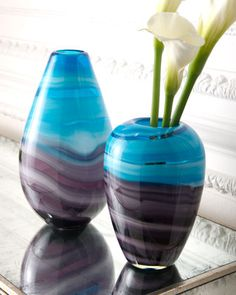 """""""Callie"""" Vases at Horchow."""