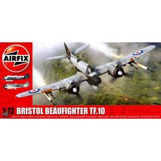 Maquette 1/72 - Bristol Beaufighter TF.10 - AIRFIX