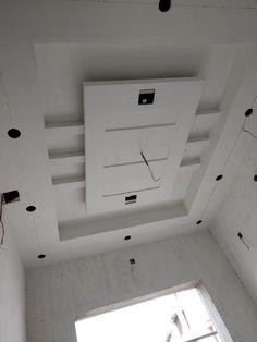 Simple Ceiling Design, Interior Ceiling Design, House Ceiling Design, Ceiling Design Living Room, Flat Interior, Best False Ceiling Designs, Bedroom False Ceiling Design, Plafond Staff, Bedroom Pop Design