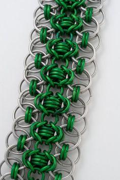 chain mail cuff