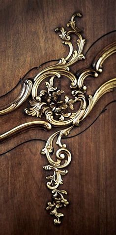 Antique French Rococo Walnut Armoire | Antiques | Inessa Stewart's Antiques