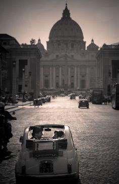 Sesje zagraniczne - Rzym | Romantic Rome Wedding from Italia Celebrations | Style Me Pretty