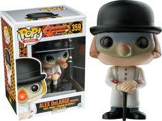 Pop! Movie - A Clockwork Orange - Alex DeLarge [Masked]