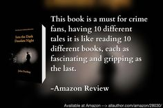 Another book review from Amazon Book Review, The Darkest, This Book, Cards Against Humanity, Author, Amazon, Reading, Books, Amazons