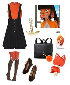 volpina outfit - Google Search back to school good also