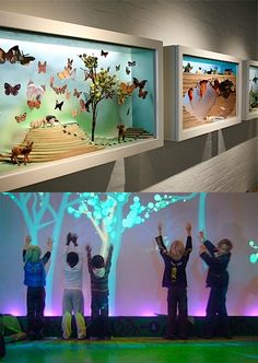 Espacios Cool para Niños: Café Moomah