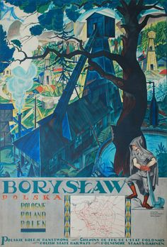 1930 POLSKA BORYSLAW