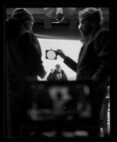 Sacha Baron Cohen, Octavia Spencer, David Fincher, Amanda Seyfried, Cinematography, Netflix, Black And White, Cinema, Black N White