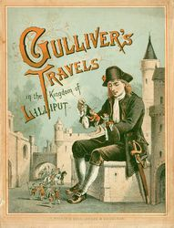 Gulliver's travels in the kingdom of Lilliput