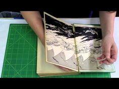 37 best book repair images on pinterest book repair teacher repair loose signature of book diy book repair solutioingenieria Images