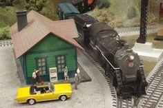 model train layouts | Train Time 17 Model Train Exhibition | North Shore Kid and Family Fun ...