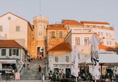 Best Things to do in Herceg Novi Montenegro - Sam Sees World See World, Things To Do, Good Things, Montenegro, Coastal, Mansions, House Styles, Studying, Things To Make