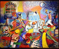 Pintor Tércio da Gama expõe quadros em galeria de Santo Antônio de Lisboa até 11 de janeiro - Variedades - Diário Catarinense