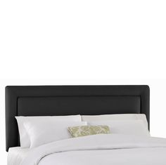 Skyline Furniture Addison King Twill-Upholstered Border Headboard · $222.43 to $363.95  Amazon.com.  Best Upholstered Fabric Headboards — Annual Guide 2016