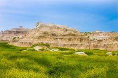 Badlands National Park, South Dakota | 11 National Parks That Are America's Best Kept Secrets