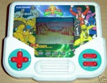 Tiger offer Mighty Morphin Power Rangers Handheld Game by Tiger Electronics. This awesome product currently limited units, you can buy it now for , You save - New Tigers Game, Tinker Toys, Bubble Wands, Back In My Day, 21 Things, Mighty Morphin Power Rangers, 90s Kids, Old Toys, Childhood Memories
